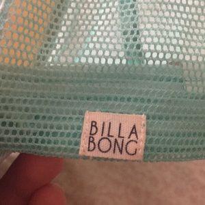 Billabong Accessories - Billabong baseball cap hat Summer Mckeen